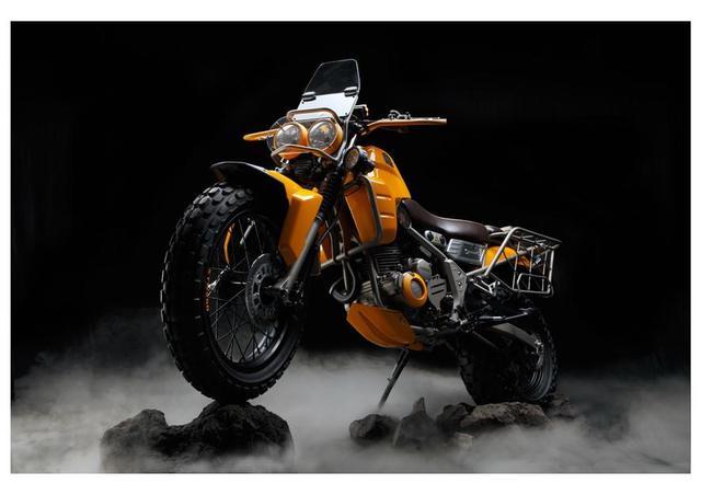 モーターサイクルのデザインへの...