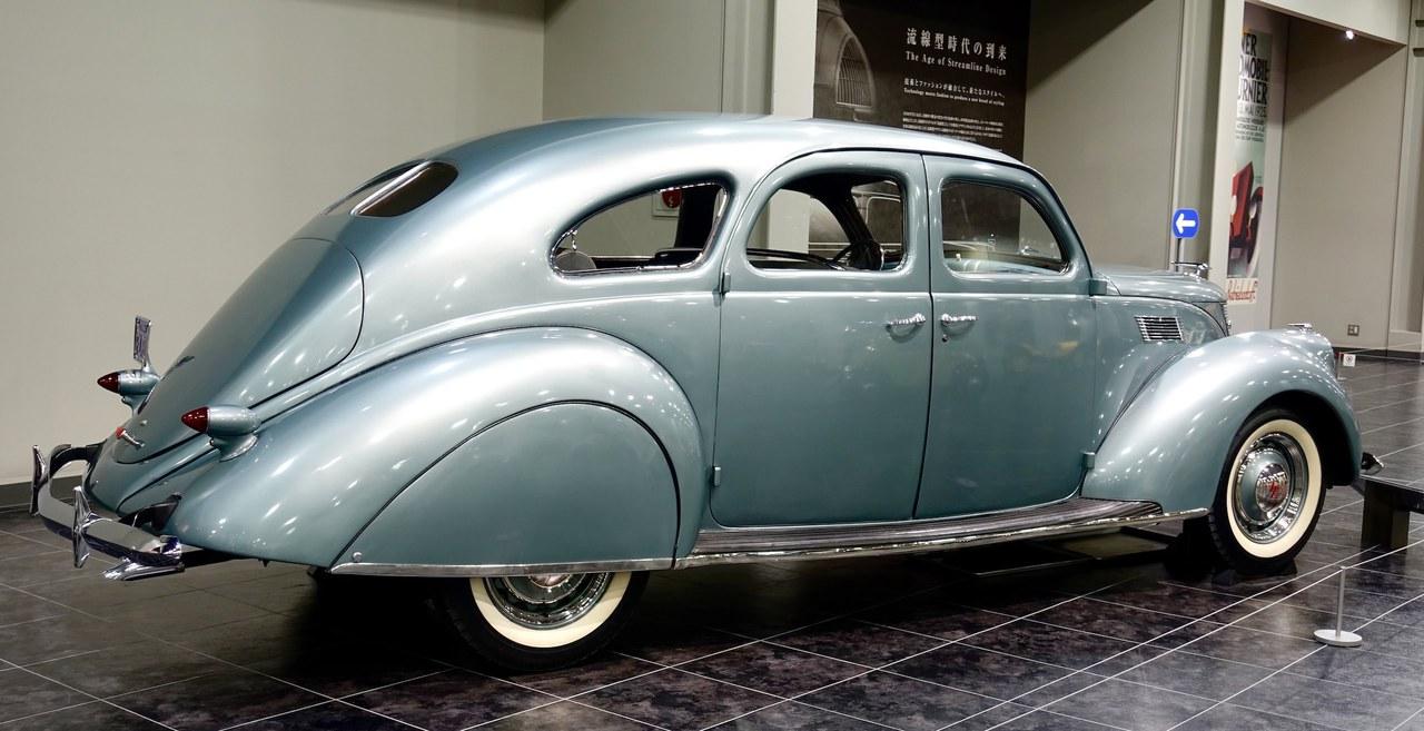 流線型でヒットしたリンカーン ゼファ シリーズHB(1937年 U.S.A)