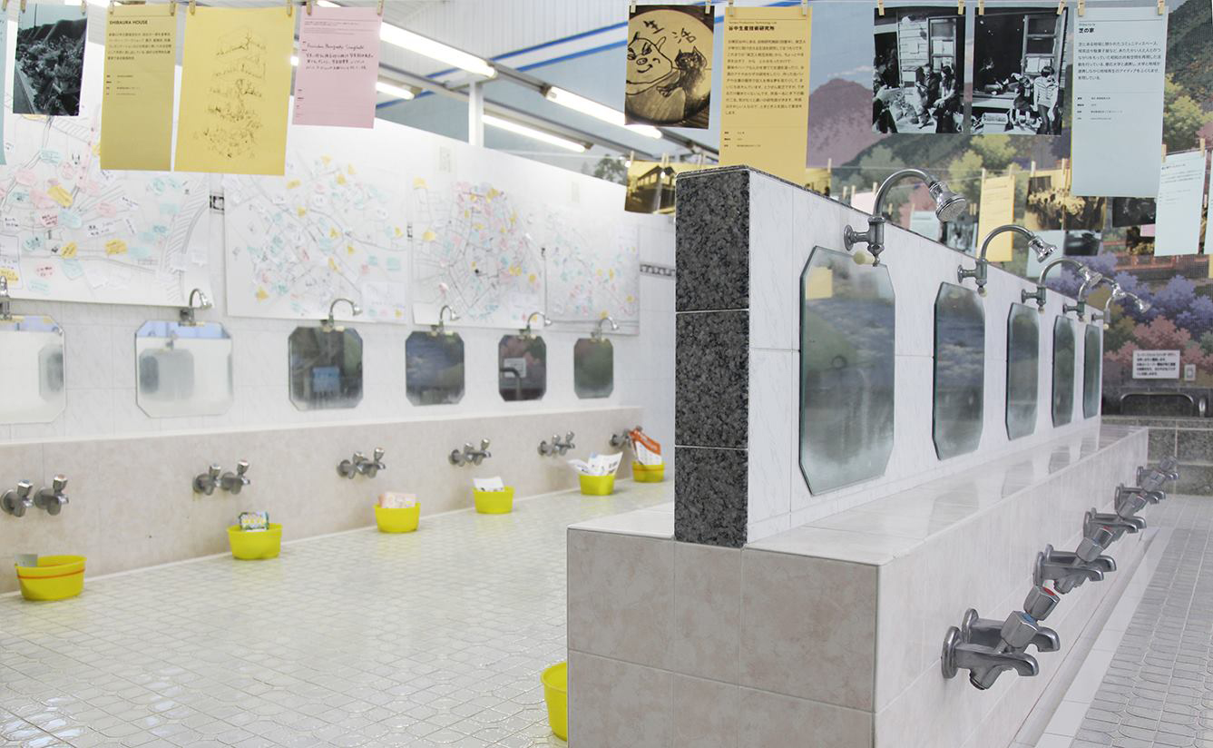 Tokyo Transition(s): Knowledge about innovative, citizen-led community projects were collected in an interactive, growing exhibition that was co-created by all attendants, as well as in a digital database.