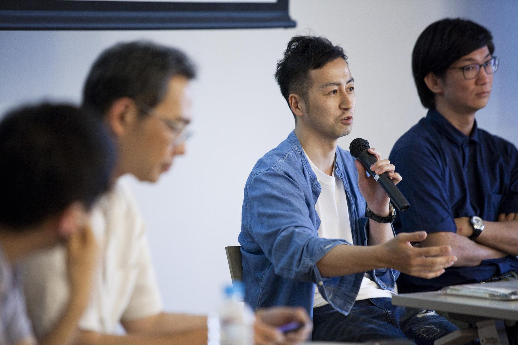 上記のインタビューでうかがった話をヒントに、NPO法人AKITEN代表・及川さんをゲストの一人として招き、イベント「Artpoint Meeting #03 -まちで企む-」(https://www.artscouncil-tokyo.jp/ja/events/19782/)を開催した。