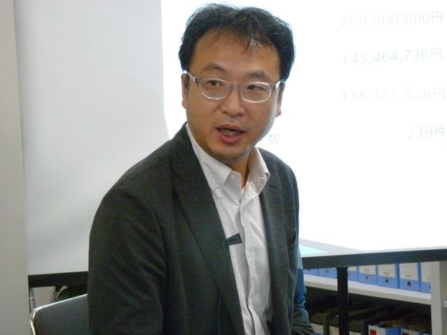 大澤寅雄さん